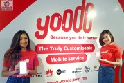 The Yoodo Fully-Digital, Fully-Customisable 4G Service Revealed!