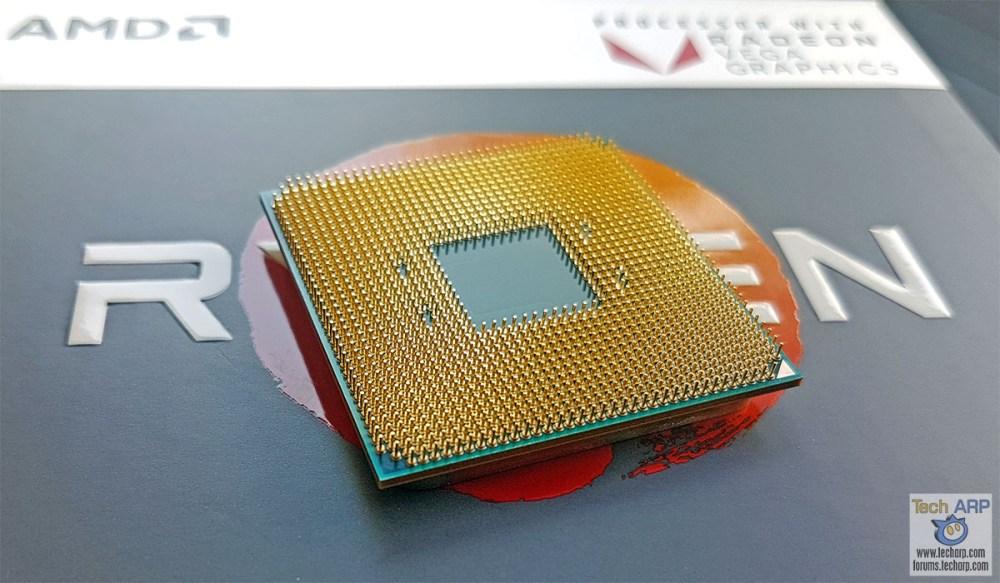 Amd Ryzen 3 2200g With Radeon Vega 8 Graphics Review Key Features