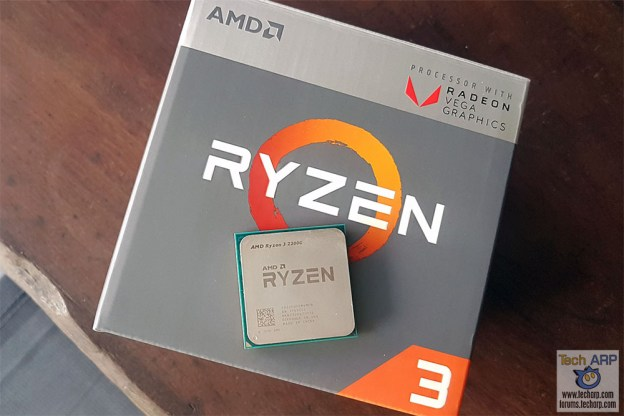 The AMD Ryzen 3 2200G With Radeon Vega 8 Graphics Review