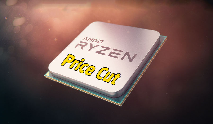 The AMD Ryzen Price Cut Details Revealed!