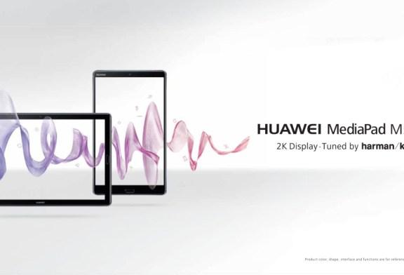 MWC 2018 : HUAWEI Shows Off MediaPad M5, MateBook X Pro + 5G CPE