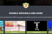 These 4 Games From The Humble Bundle Trove Are FREE!