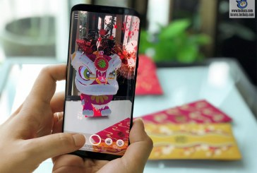 "The Maxis HuatAR Ang Pao App Brings ""Huat"" To Life!"