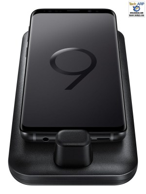 Details Of The Samsung DeX Pad for Galaxy S9 Leaked!
