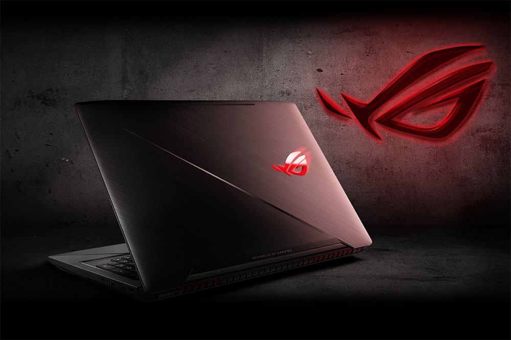 The 2018 ASUS ROG Gaming Laptops Revealed!