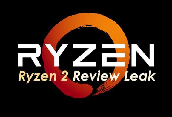 AMD Ryzen 7 2700X and Ryzen 5 2600 Benchmarks Leaked!