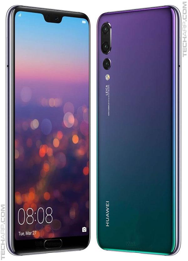 Huawei P20, P20 Pro + P20 Lite Smartphones Revealed! | Tech ARP