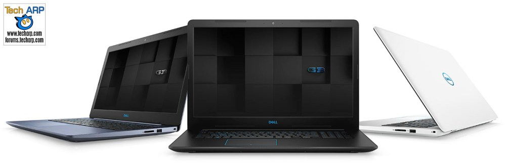 2018 Dell G3 laptops