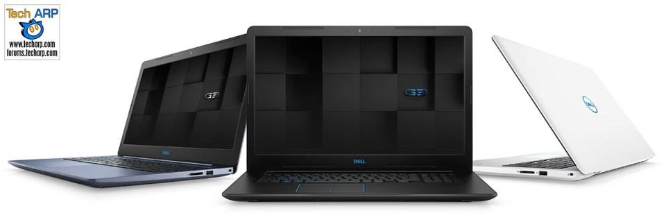 2018 Dell G3 laptops