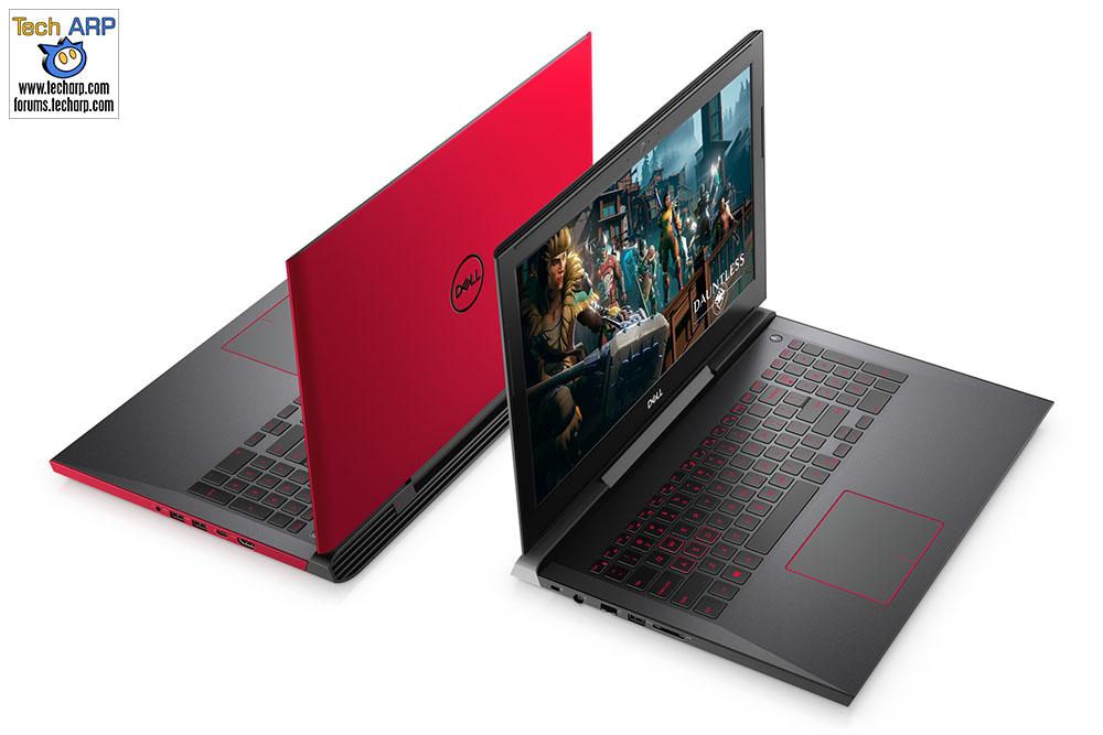 2018 Dell G5 laptops