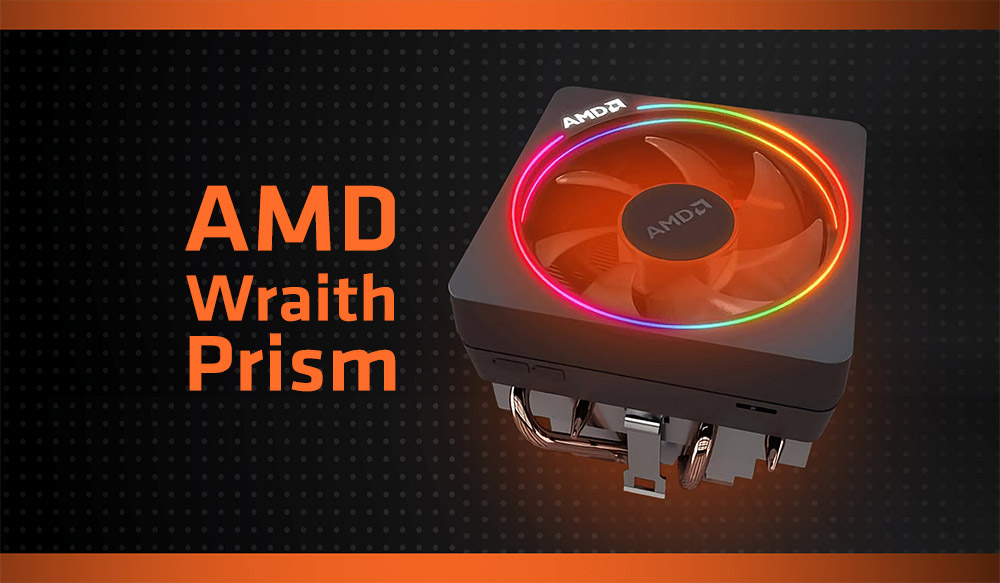 AMD Wraith Prism Preview - A Swirling Vortex Of Colour