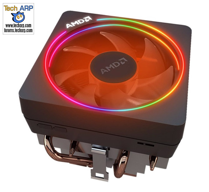 AMD Wraith Prism cooler