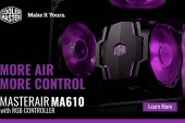 Cooler Master MasterAir MA610P CPU Cooler Revealed!