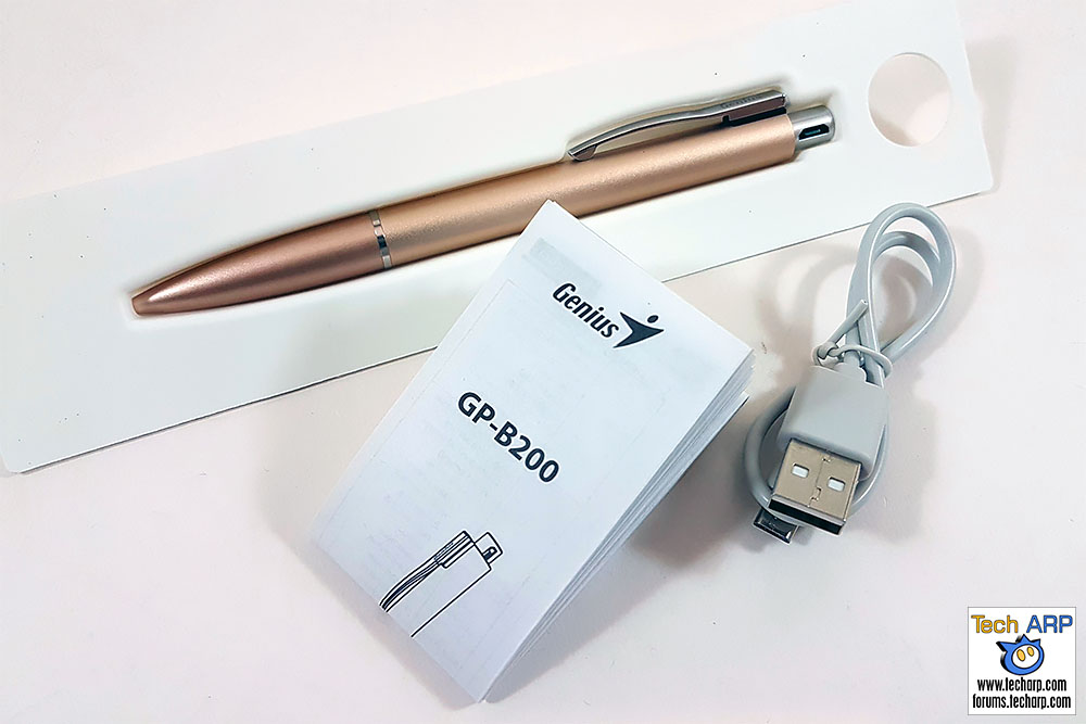 Genius Pen Review - Premium Active Capacitive Stylus