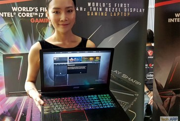 MSI GE63 Raider RGB 8RF Gaming Laptop Preview