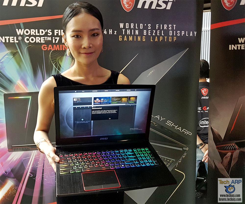 0aa31ae51bd MSI GE63 Raider RGB 8RF Gaming Laptop Preview - Tech ARP