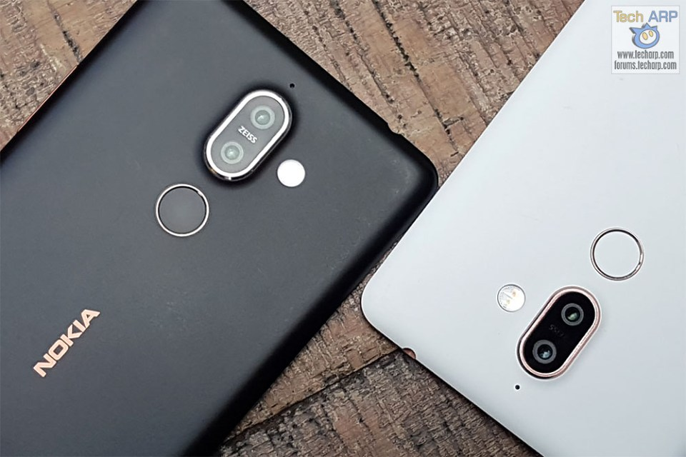 The Nokia 7 plus Dual-Sight Smartphone Preview