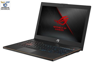 The ASUS ROG Zephyrus M Gaming Laptop Revealed!