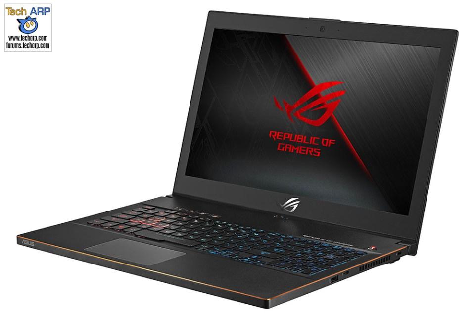 The ASUS ROG Zephyrus M Gaming Laptop Revealed!