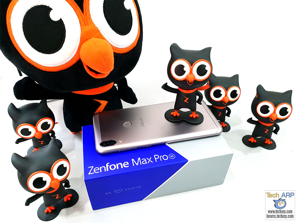 ASUS ZenFone Max Pro M1 (ZB602KL) Review