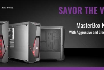 Cooler Master MasterBox K500L PC Case Revealed!