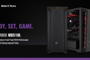 The Cooler Master MasterBox MB510L Revealed!