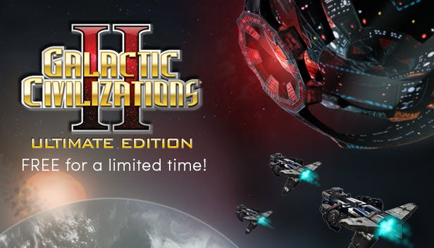 Galactic Civilizations II is FREE for a Limited time!