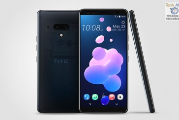 The HTC U12+ Smartphone with Edge Sense 2 Revealed!