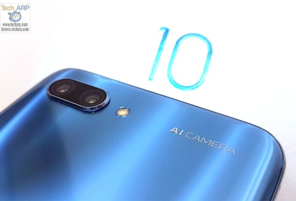 The Honor 10 AI Camera Smartphone Reviewed!
