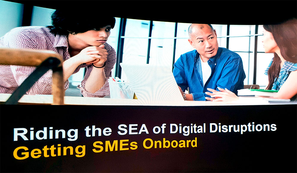 Claus Andresen : Riding The SEA Of Digital Disruptions!