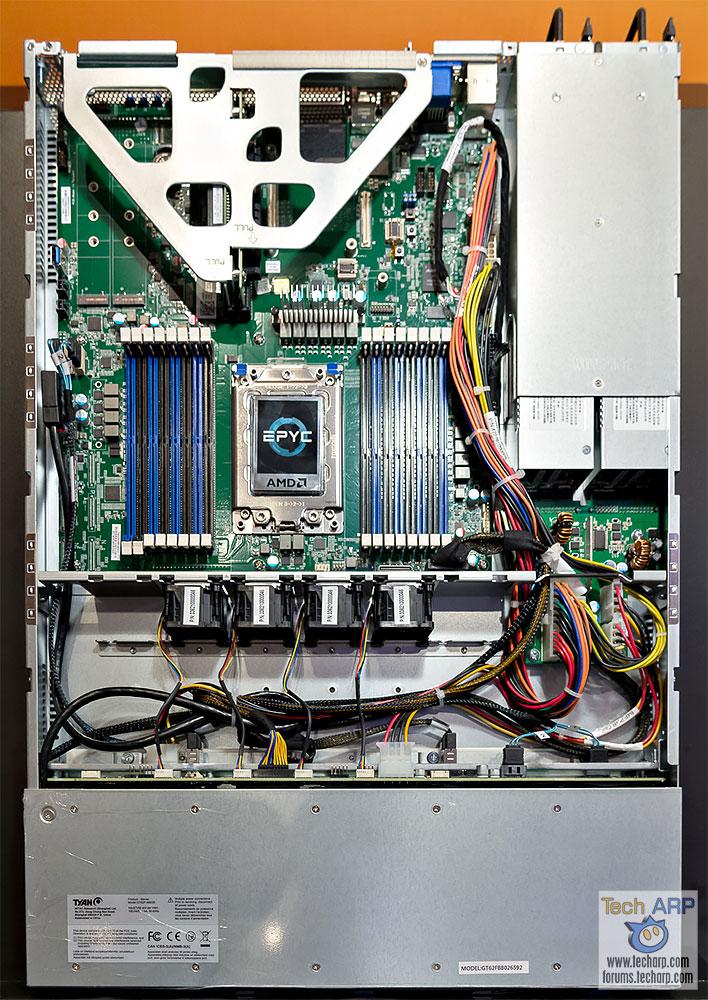 AMD 7nm EPYC Processor Update + First Look! | Tech ARP