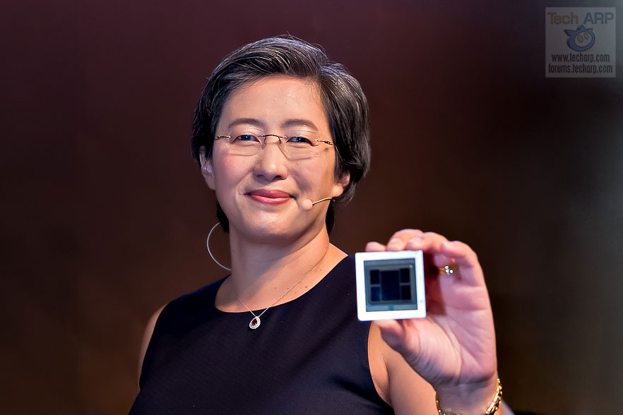 The AMD 7nm Vega Presentation + Demo + First Look!