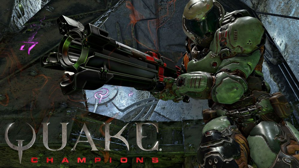 Quake Champions is FREE for a Limited Time!