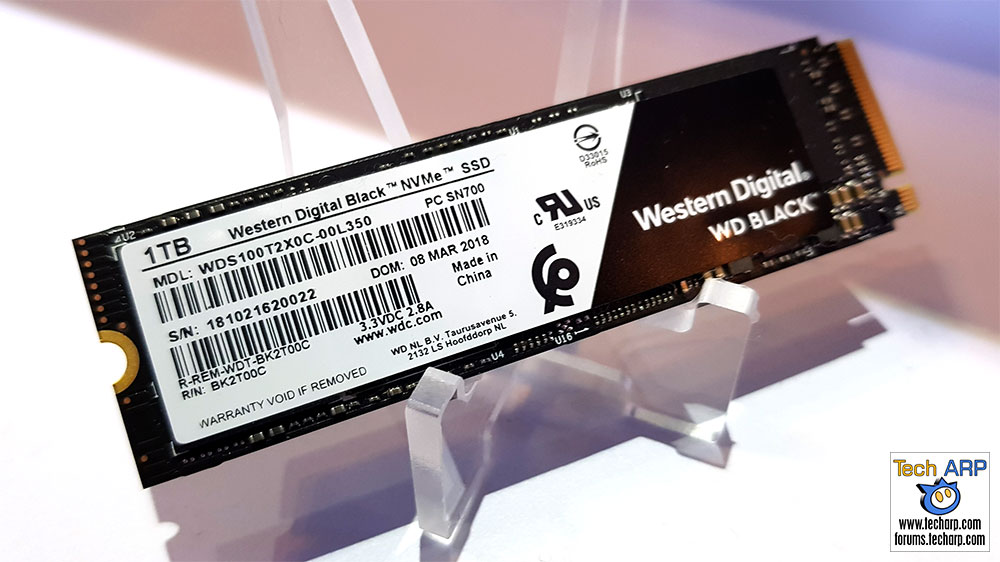 How To Create An 8TB SSD That's As Fast As DDR4-2400!