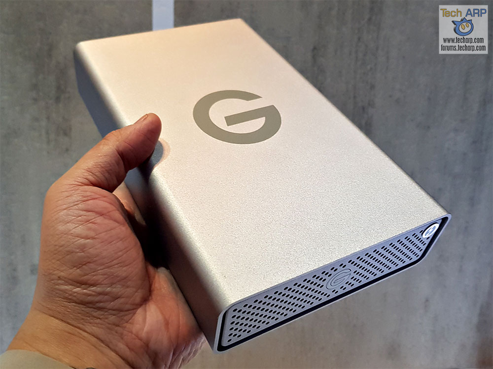 WD G-Drive Pro SSD
