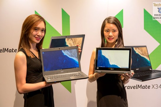 The 2018 Acer TravelMate X3410 + P2 Series Laptops Revealed!