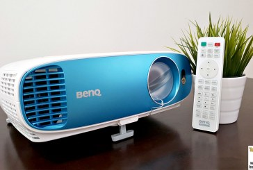 The BenQ TK800 4K HDR Projector Preview