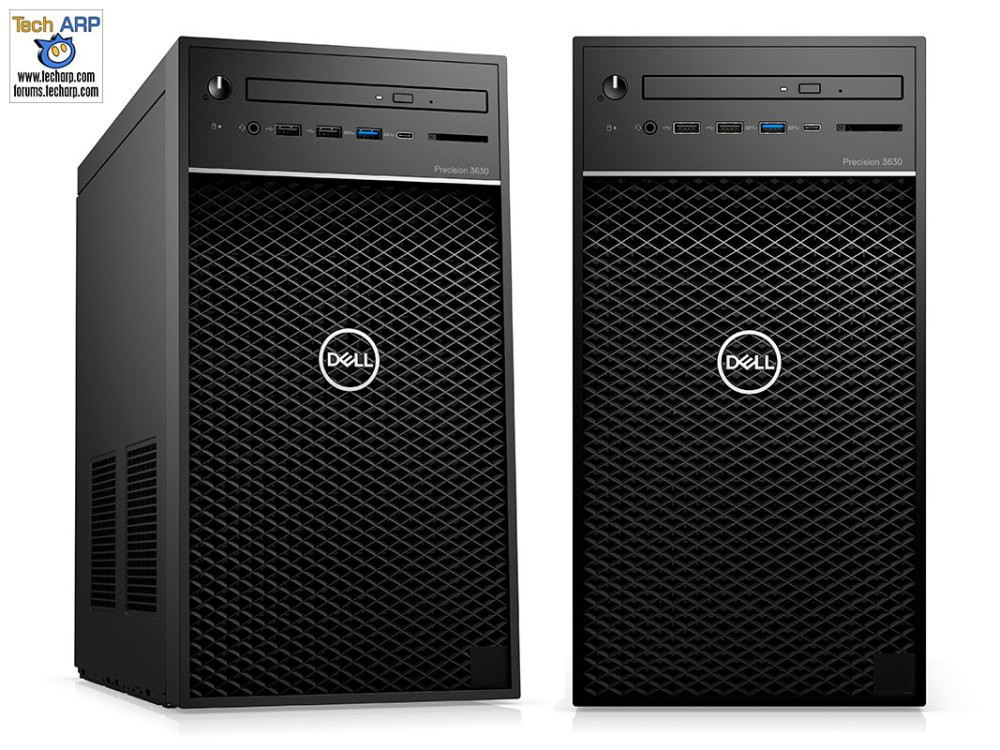 The 2018 Dell Precision 3000 Series Workstations - Dell Precision 3630 Tower