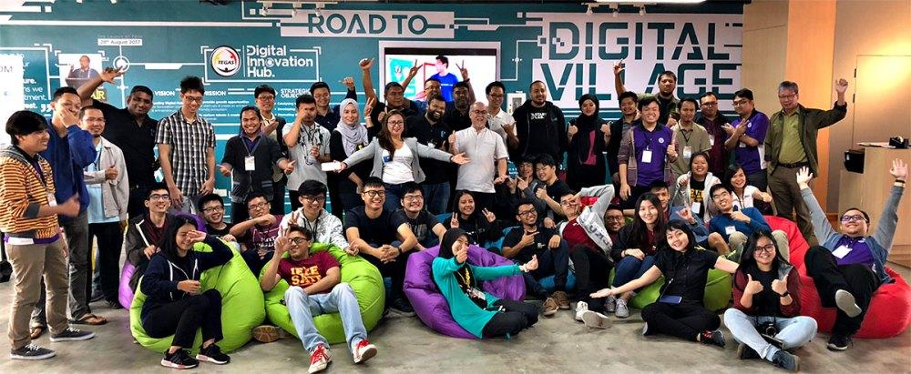 Grand Challenge 2018 02 - Sarawak participants