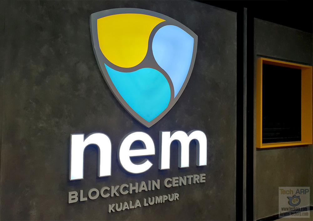 NEM Blockchain Centre Kuala Lumpur Tour