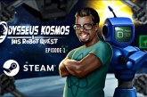Odysseus Kosmos & His Robot Quest Ep. 1 is FREE! Get it NOW!