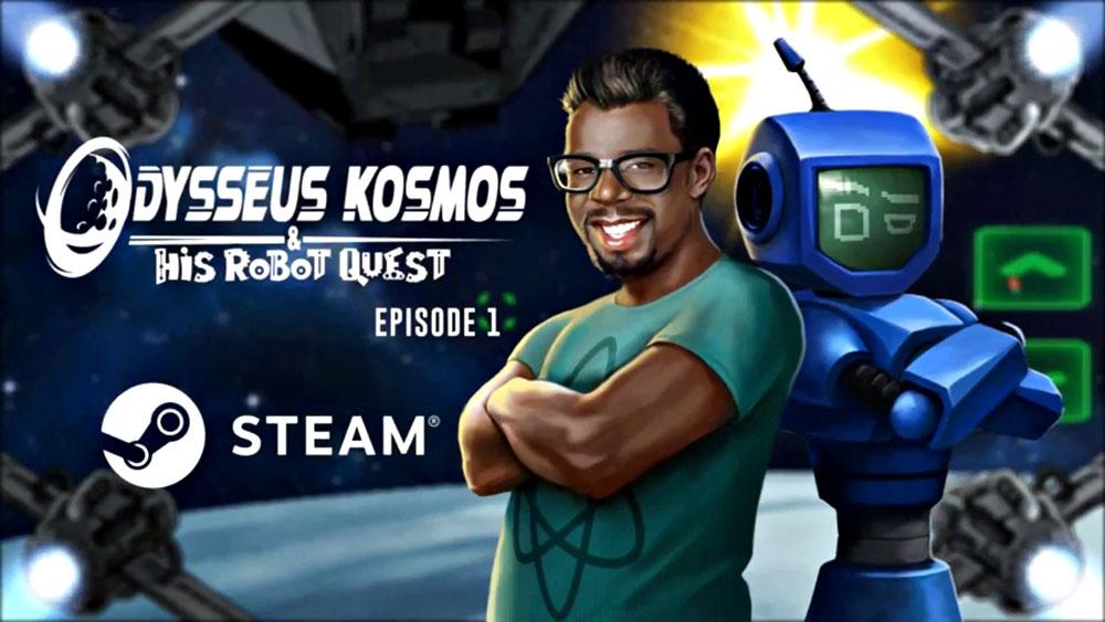 Odysseus Kosmos & His Robot Quest Ep. 1 is FREE!