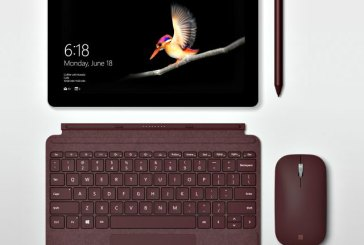 Microsoft Surface Go Signature Type Cover Revealed!