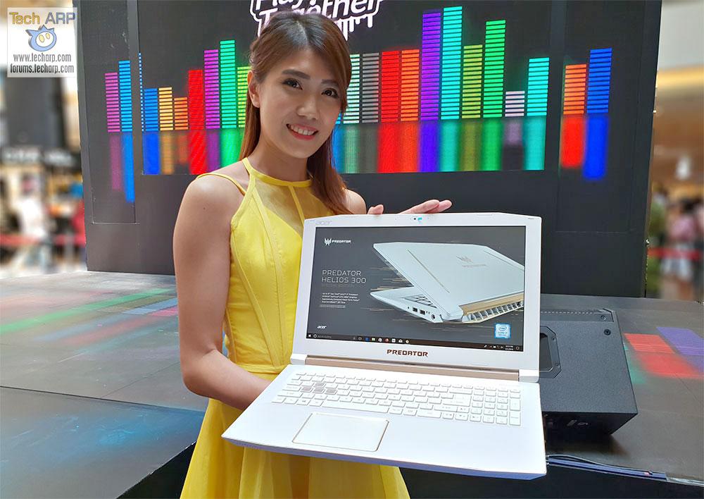 The 2018 Acer Predator Helios 300 Special Edition Revealed!