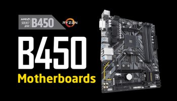 AMD B450 Chipset Explained with Official AMD Tech Briefing! - Tech ARP