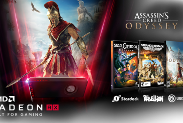 Buy Radeon, Get Three Upcoming Games Absolutely FREE!