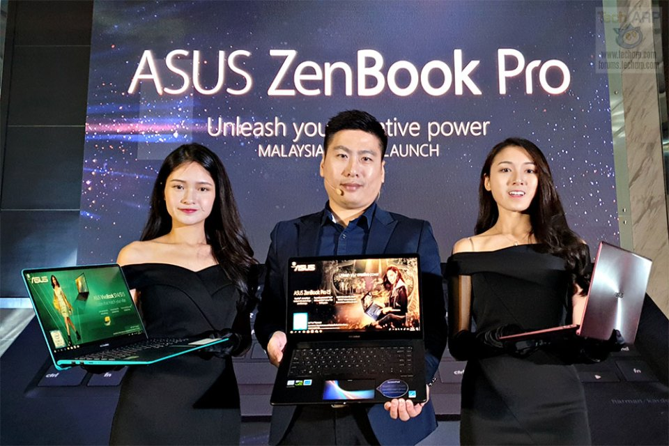 ASUS ZenBook Pro 15 Price, Features + Videos Revealed!