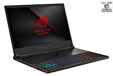 ASUS ROG Zephyrus S (GX531) Gaming Laptop Sneak Preview