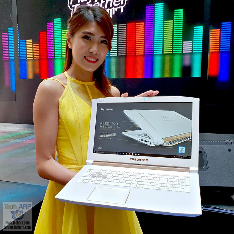2018 Acer Predator Helios 300 Special Edition