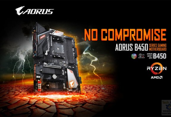 GIGABYTE B450 Motherboard Models, Features + Prices Revealed!